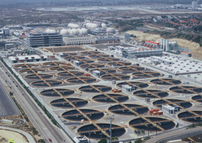 Hyperion Wastewater Treatment Plant  Secondary System Rebuild