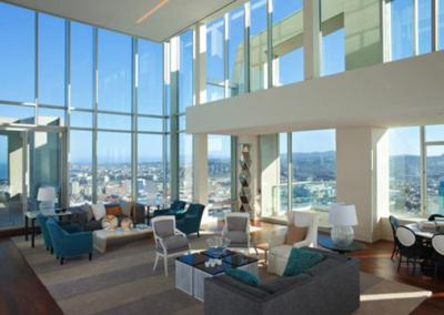 St. Regis Hotel & Condominiums and Museum Tower