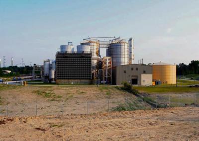 Osage Bio Energy Ethanol Plant