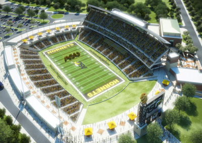 Alabama State University Football Stadium