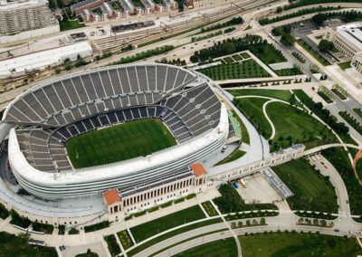 Soldier Field Stadium Renovation