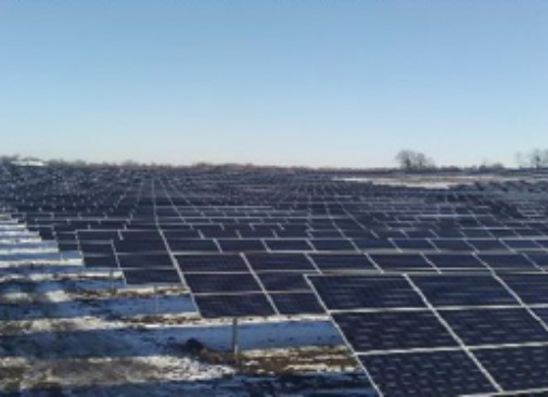 Aurora Distributed Solar Project